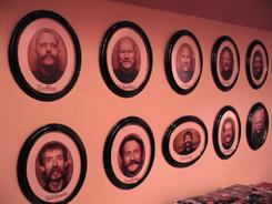 Trondheim Mustache club